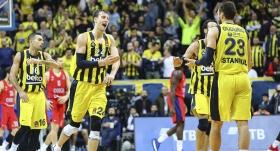 Fenerbahçe Beko, Buducnost VOLI deplasmanında