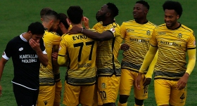 Evkur Yeni Malatyaspor, son 16 turuna yükseldi