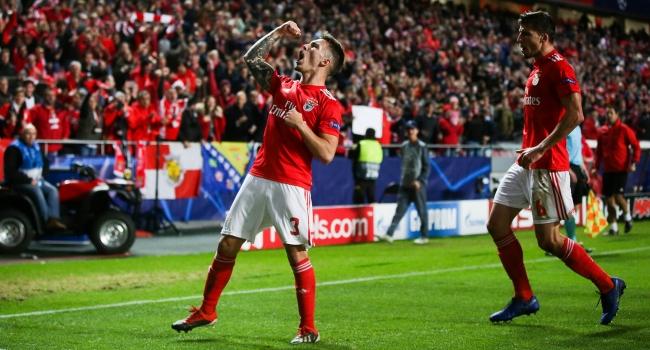 Galatasarayın rakibi Benfica farklı kazandı