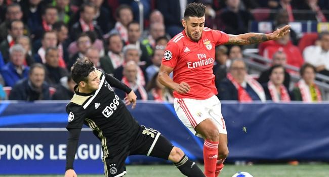 Salvio, 2022ye kadar Benficada 17