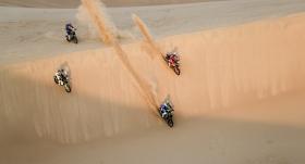 Dakar Rallisi'nde 9. etap tamamlandı