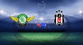 Akhisarspor'un konuğu Beşiktaş