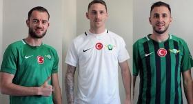 Akhisarspor'da yeni transferler Beşiktaş maçı kadrosunda