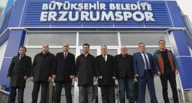 Erzurumspor BaşkanıÜneş'ten birlik çağrısı