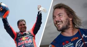 Dakar Rallisi'nde El-Attiyah ve Price şampiyon oldu