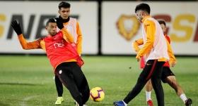 Galatasaray, Ankaragücü maçına hazır