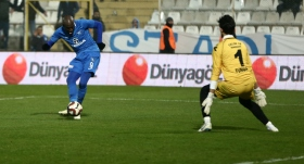 Pote attı, Adana Demirspor 3 puanı kaptı