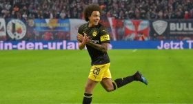 Dortmund, Leipzig'i Axel Witsel'le yıktı