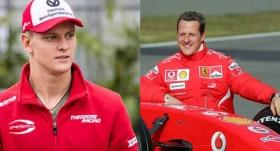 Mick Schumacher, babasının izinden gidiyor