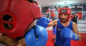 Milli boksör Azad Demirhan: Başarının sırrı çok çalışmaktır