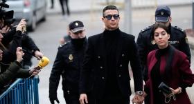 Cristiano Ronaldo'ya 23 ay hapis cezası