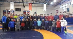 Serbest güreşçiler sezonu Rusya'da açacak