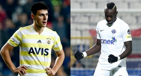 PFDK'dan Diagne'ye 4 maç, Eljif Elmas'a 2 maç men cezası