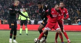 Boluspor-Galatasaray maçı sonrası