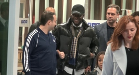 Victor Moses, İstanbul'da