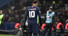 PSG'de Neymar şoku yaşanıyor