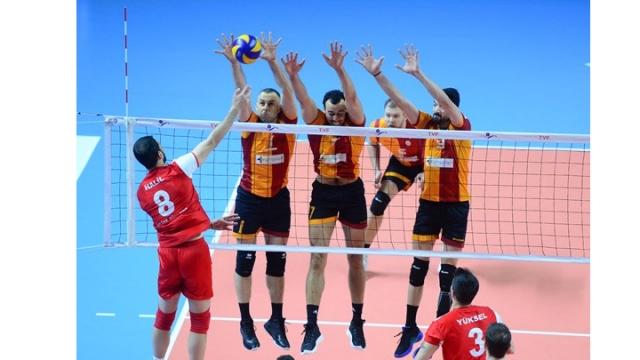 Galatasaray voleybol takımına takviye