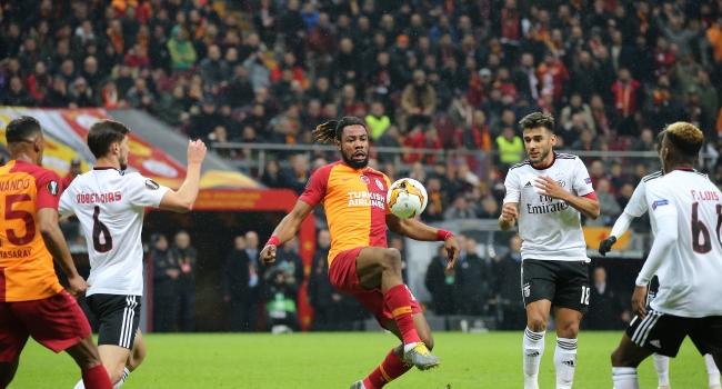 Benfica Galatasaray: Galatasaray Benfica Maç özeti 1-2