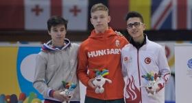Türkiye, EYOF 2019'u iki madalyayla tamamladı