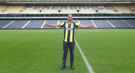Alex De Souza'dan Fenerbahçe'ye ziyaret