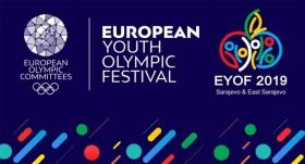 EYOF 2019 heyecanı sona erdi
