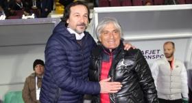 Afjet Afyonspor-Giresunspor maçının ardından