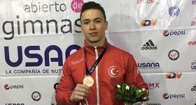 Milli atlet olimpiyatlarda madalya hedefliyor