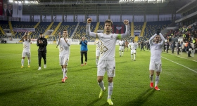 Osmanlıspor fırtınası Süper Lig'e ilerliyor