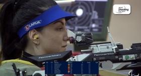 Para atıcılıkta 2020 Paralimpik Oyunları'na ikinci kota