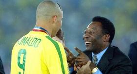 Pele'den sonra en iyisi Ronaldo