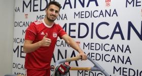 Sivassporlu Hugo Vieira'nın tedavisi sürüyor