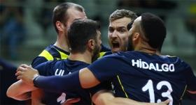 Fenerbahçe evinde Ziraat Bankası'na geçit vermedi