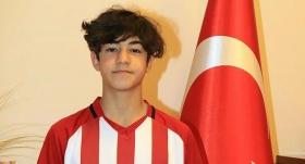 Fenerbahçe 14 yaşındaki Efekan'ı transfer etti