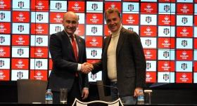 Beşiktaş'a sponsor desteği