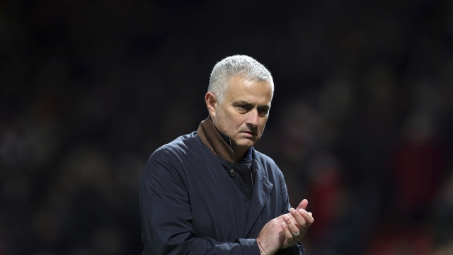 Mourinho kariyerindeki en iyi 11'i belirledi