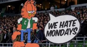 "Futbolda ""Pazartesi Sendromu"""