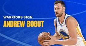 Warriors, Bogut ile anlaştı