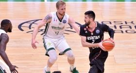 Beşiktaş Sompo Japan Fransa'da kaybetti
