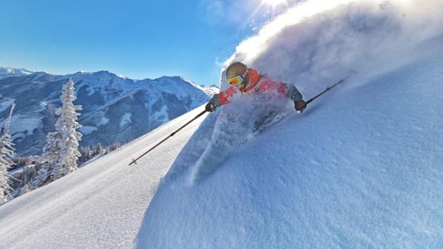 600 kayak sporcusu Erzurum'daydı