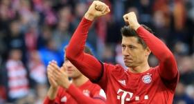 Lewandowski'nin gözü Müller'in rekorunda