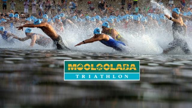 Mooloolaba Triatlon Festivali koşuldu