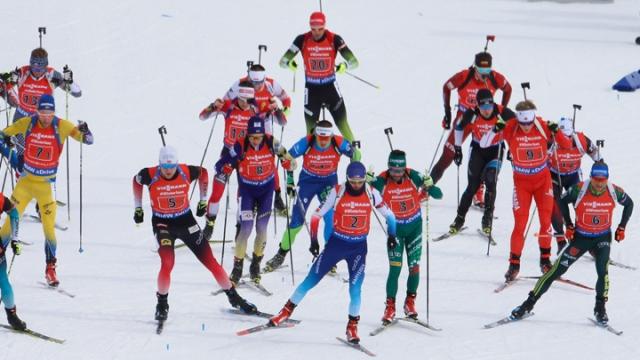 Biatlonda Dünya Şampiyonası İsveç'te sona erdi