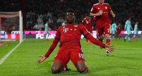 Mülteci kampından Bayern Münih'e