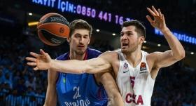 Anadolu Efes, CSKA'yı salladı ama yıkamadı