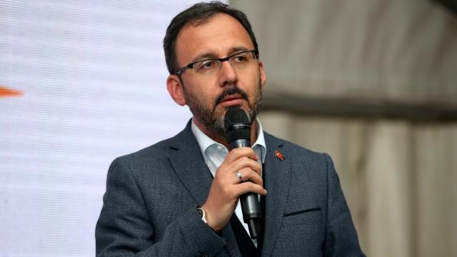 """Kasapoğlu: """"Spor tesisleri 7 gün 24 saat açık olacak"""