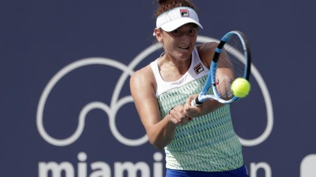 Bianca Andreescu kazanmaya devam ediyor