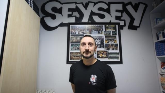 'Hayatım Beşiktaş'
