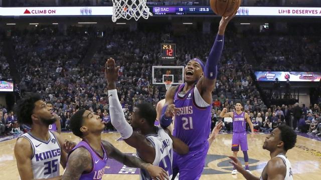 Sacramento son periyotta oyuna ağırlığını koydu