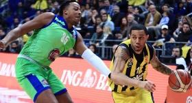 Fenerbahçe Beko'dan TOFAŞ'a 33 sayı fark