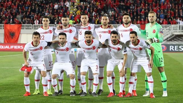 A Milli Takım, Moldova maçıyla 568. kez sahaya çıkacak